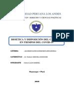 DISPOSICIÓN DEL CADÁVER EN TIEMPOS DEL COVID ARTICULO.pdf
