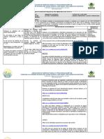 PLANEACION PEDAGOGICA HCB CARITAS FELICES DEL 8 AL 12 DE JUNIO DE 2020