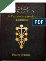 O tratado do aprendiz kabala atual aprendiz