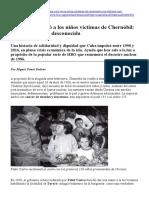 Cómo Cuba curó a los niños víctimas de Chernóbil