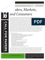 JACR_call for papers Gender Markets and Consumer nov 2020