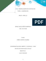 FUNDAMENTOS Y GENERALIDADES DE INVESTIGACIÓN_FASE 4