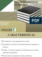 ESTRUCTURA DE LA EXPOSICION -EXPLICACION - copia