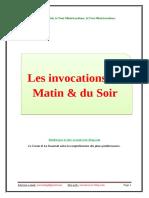 Invocations du matin & du Soir.pdf