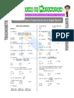 Problemas-de-Razones-Trigonométricas-de-un-Ámgulo-opuesto-para-Quinto-de-Secundaria