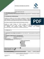 Informe auditoria ICONTEC 2018