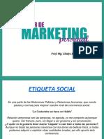 Marketing Personal - JES