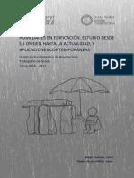HUMEDADES EN EDIFICACIÓN. ESTUDIO DESDE