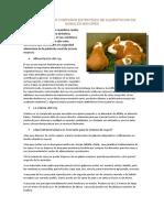 PROTOTIPO PARA COMPARAR ESTRATEGIA DE ALIMENTACION DE ANIMALES MENORES