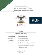 CIRUGIA GENERAL - FISIOPATOLOGIA CÁNCER GÁSTRICO-pdf