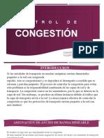 Control de Congestión