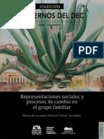 3. Representaciones sociales y procesos de cambio