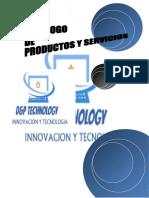 CATALOGO PRODUCTOS Y SERVICIOS