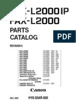 Fax L2000