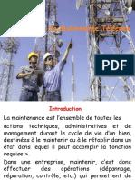 Maintenance Telecoms