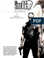 The Punisher Video Game Design Document