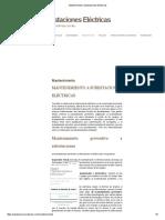 Mantenimiento _ Subestaciones Eléctricas.pdf