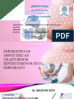 f 07 de Mayo Emergencias Obstetricas