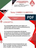 Diapositiva CAMBIO CLIMÁTICO D. AMB.  9na..pptx