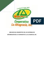 ANALISIS DEL DIAGNOSTICO DE LOS SISTEMAS DE INFORMACION DE COOPERATIVA LA ALTAGRACIA..pdf