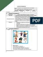 SESIÓN DE APRENDIZAJE - TRABAJADORES DE MI COMUNIDAD.docx