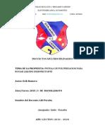 MODELO PROYECTOS MULTIDICIPLINARIOS PRIMEROS TECNICOS (2)