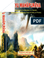 Vayu Purana 1 (Sanscrit Text English Trans).pdf