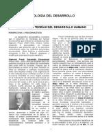 LECTURA  Perspectivas teoricas del desarrollo humano