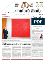 The Stanford Daily, Jan. 13, 2011