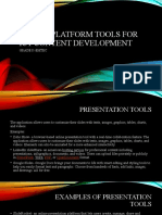 Online Platform Tools for ICT Content Development.pptx
