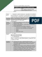 Carta Descriptiva Para Planeación de Contenidos Flipped o Aula Invertida