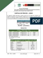 2 CARTILLA DE PRECIOS JUNIO A5 28 - 08 -2009 PUNO -JULIACA.pdf