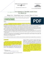 0-An algorithm for estimation of shoulder muscle forces for clinical use