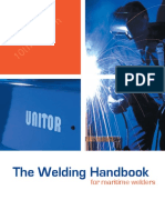 The Welding Handbook 10th edition 4th revision