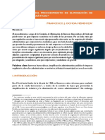 OCHOA - Fundamentos del procedimiento de barreras burocraticas