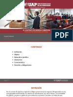 CLASE 16 CONTRATO DE AGENCIA COMERCIAL