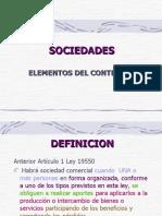 elementos del contrato SOCIEDADES_2020