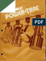 Halo Lighting Power Trac Lighting Catalog 1977
