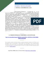 Fisco e Diritto - Corte Di Cassazione n 25123 2010