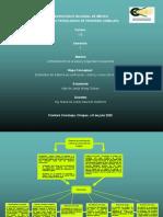 los elementos del sistema de verificación, control y corrección de riesgos