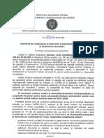 Document MAI - Situații de Urgență
