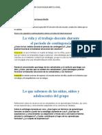 Producto CTE Ordinario Cierre de Ciclo Escolar Horacio