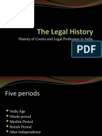 The Legal History