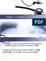 Chapter2 Diseases and Disorders