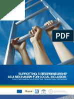SupportingEntreprneurship