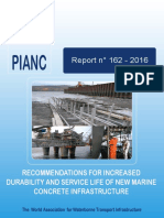 PIANC - Report No 162 - 2016 Recommendations for Increased Durability and Service Life of New Marine Concrete Infrastructure
