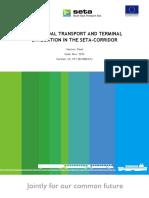 Evaluation+of+intermodal+facilities+and+terminals+in+SETA+corridor+