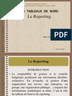 Tableaux de Bord Et Reporting