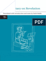 (Translated Texts for Historians, 58) Bede, Beda Venerabilis, Faith Wallis (transl.) - Commentary on Revelation-Liverpool University Press (2013)