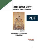 TheForbiddenCitySG2014